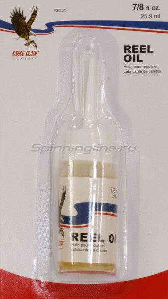 Смазка для рыболовных катушек Eagle Claw 25,9мл - фотография 1