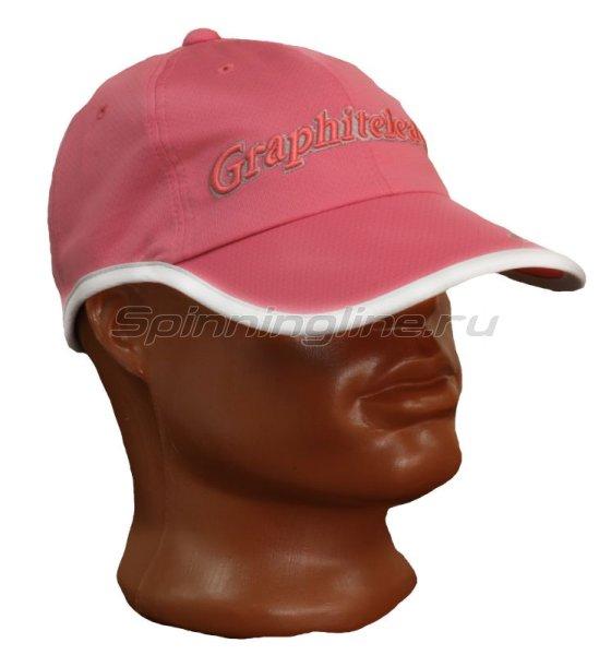 Кепка Graphiteleader розовая - фотография 1