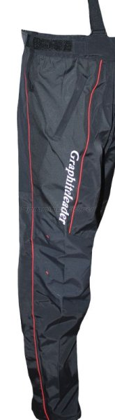 Костюм PROMIND Graphiteleader Rain Wear-Black 3L - фотография 6