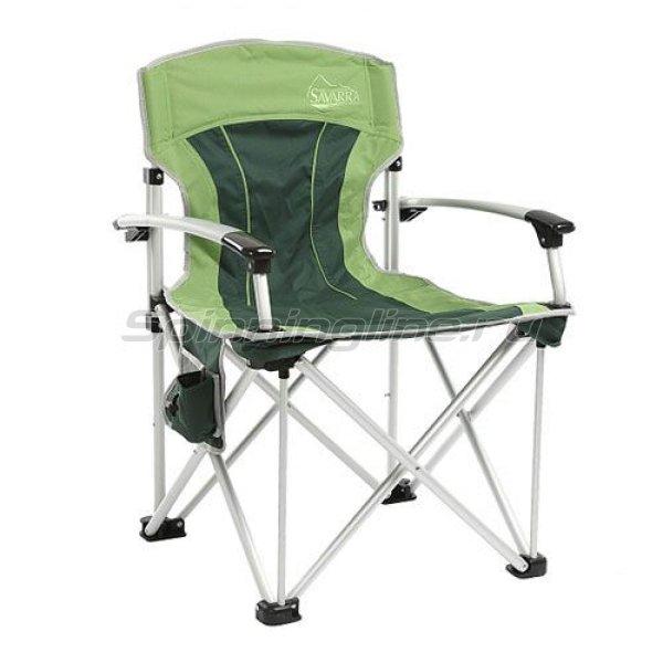 Кресло Savarra зеленый 01 -  1