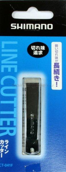 Кусачки для лески Shimano Blue - фотография 1