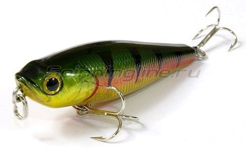 Lucky Craft - ������ NW Pencil 68 Aurora Gold Northern Perch 884 - ���������� 1