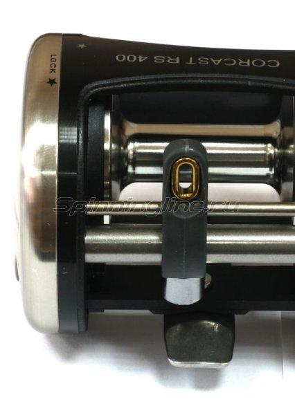 Cormoran - Катушка Corcast RS 400 - фотография 4