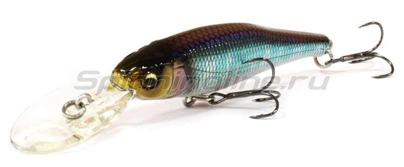 Megabass - Воблер Live-X Margay Tungsten m blue back oikawa - фотография 1