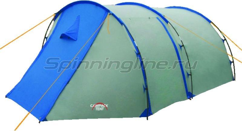 Campack-Tent - Палатка туристическая Field Explorer 4 - фотография 1