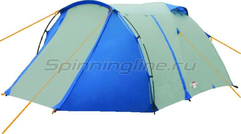 Campack-Tent - Палатка туристическая Breeze Explorer 4 - фотография 1