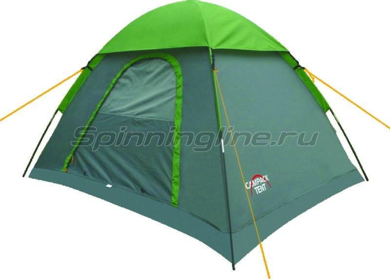 Campack-Tent - Палатка туристическая Free Explorer 2 - фотография 1