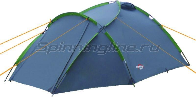 Палатка туристическая Land Explorer 3 -  1