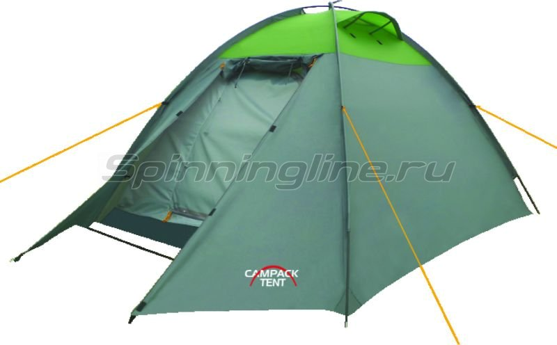 Палатка туристическая Rock Explorer 3 -  1