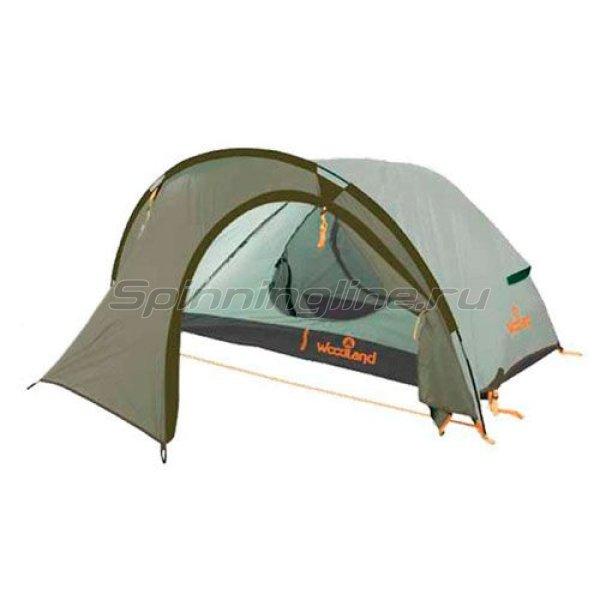 Woodland - Палатка туристическая Tandem 2 Alu - фотография 1