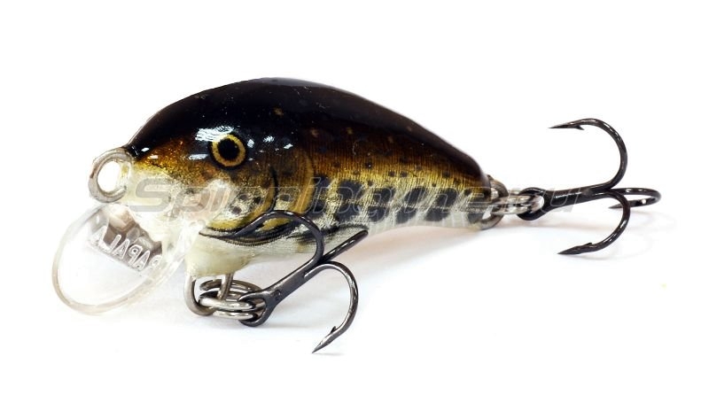 Rapala - Воблер Mini Fat Rap 03 MD - фотография 1