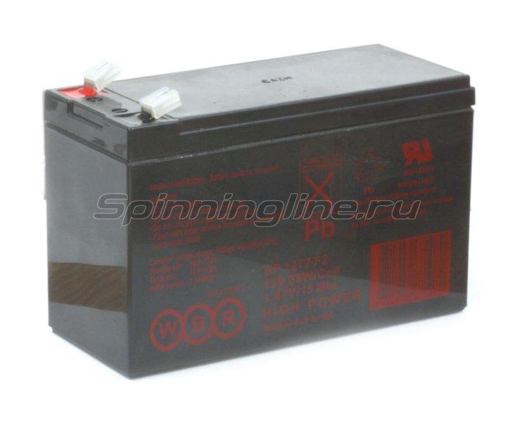 Аккумуляторная батарея General Security для эхолотов CSB (GP1272 F2) 12V/7,2 Ah -  1