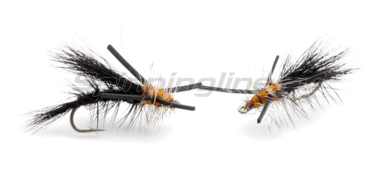 Sci Flies - Набор Kaufmanns Stimulator Black №10 - фотография 1
