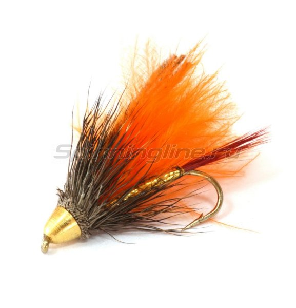 Sci Flies - Набор Marabu Muddler Orange CG №08 - фотография 1
