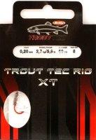 Крючок Trout Tec Rig XT 0.20мм №8