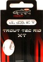 Крючок Trout Tec Rig XT 0.18мм №10