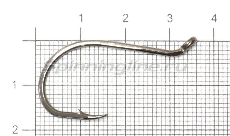 Metsui - Крючок Beak new №4/0 - фотография 1