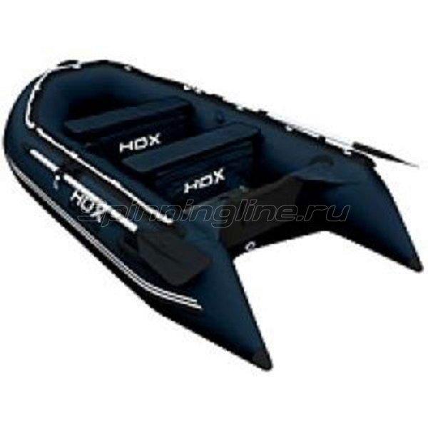 Лодка ПВХ HDX Oxygen 300 AL синяя - фотография 1
