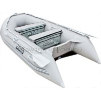 Лодка ПВХ HDX Oxygen 280 AL серая