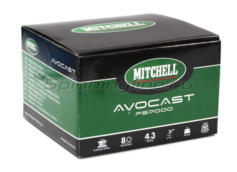 Катушка Avocast 7000 -  6