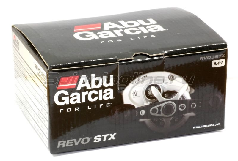 Abu Garcia - Катушка Revo STX LP - фотография 5