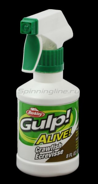 Berkley - ����� ������������ Gulp Alive Spray Crawfish - ���������� 1