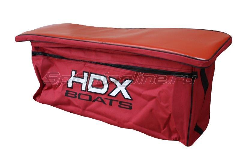 Сумка HDX под сидение для лодки 430-470 цвет красный - фотография 1