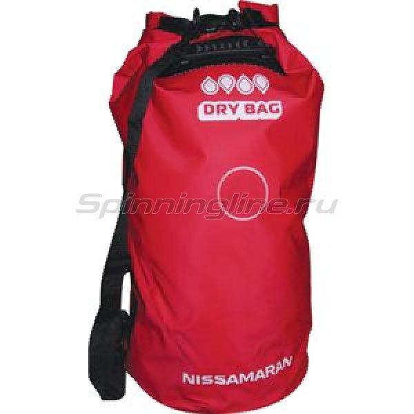Nissamaran - Мешок герметичный Dry Bag 20L красный - фотография 1