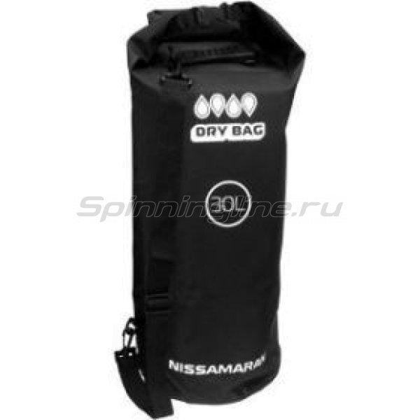 Nissamaran - Мешок герметичный Dry Bag 30L черный - фотография 1