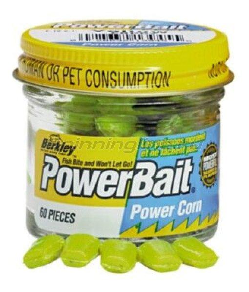 Искусственная кукуруза Berkley Micro Power Corn yellow -  1