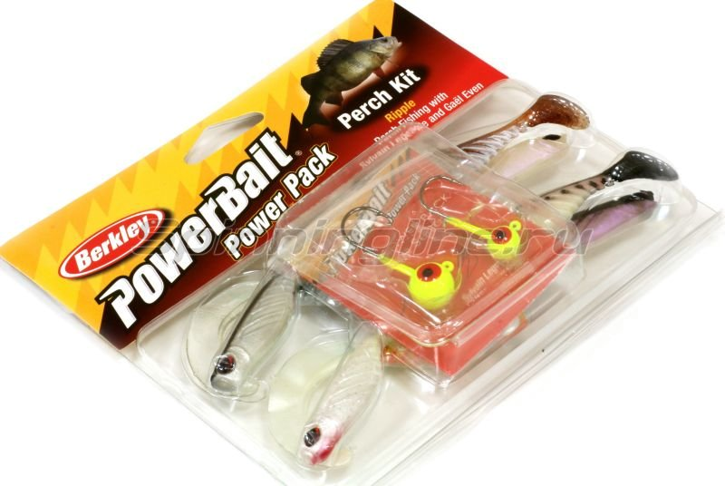 Berkley - Powerbait Perch Ripple pro pack - фотография 1