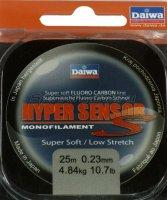 Флюорокарбон Hyper Sensor Fluorocarbon Coating 25м 0,26мм