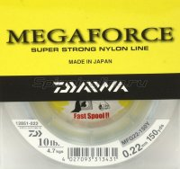 Леска Megaforce Super Strong 135м 0, 22мм