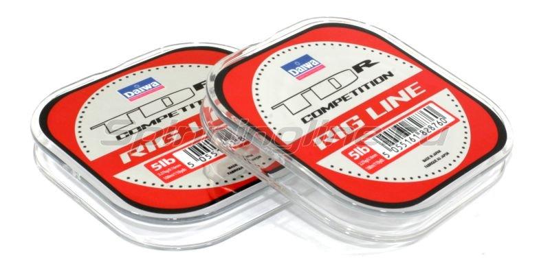 Леска TDR Competition Rig 100м 0,18мм -  2