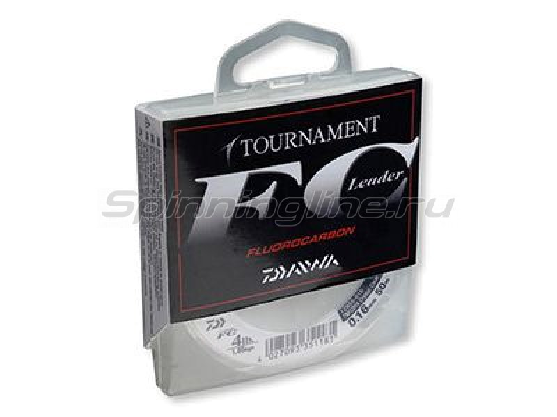 Daiwa - Tournament Fluorocarbon 50м 0.20мм - фотография 2