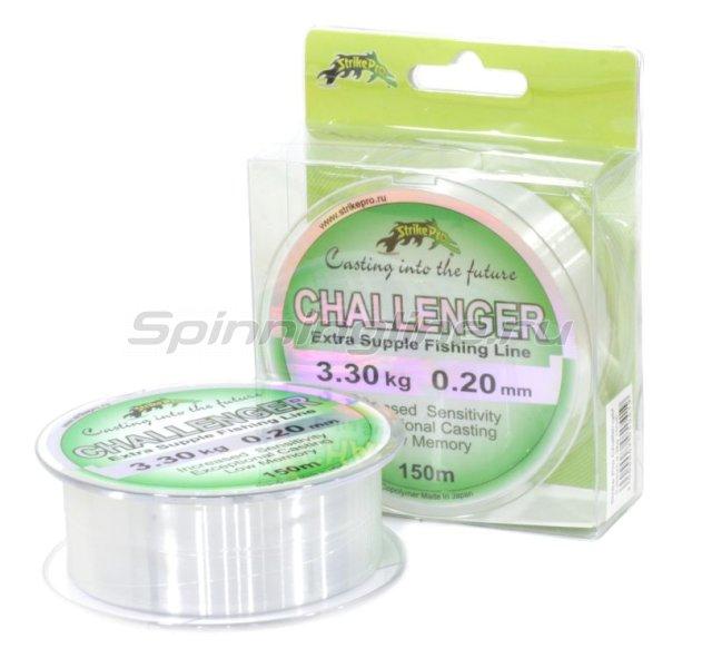 Леска Challenger clear 150м 0,24мм -  1