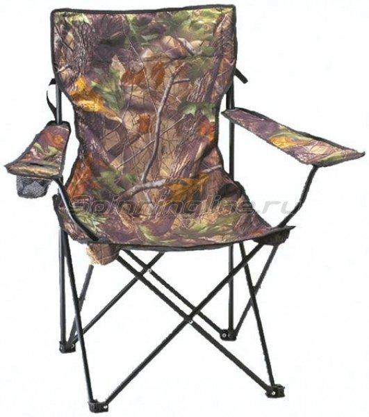 Кресло складное Holiday HI-Back Camou hardwood -  1