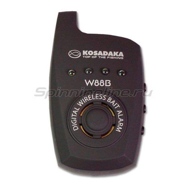 Набор сигнализаторов поклевки Kosadaka W88S с радиопейджером -  2