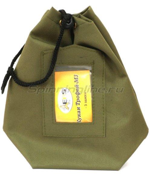 Кукан ERS Трофей-М5 5 замков + сумка - фотография 2