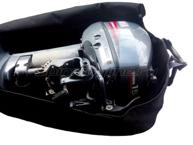 Чехол для лодочного мотора Yamaha 15 -  2