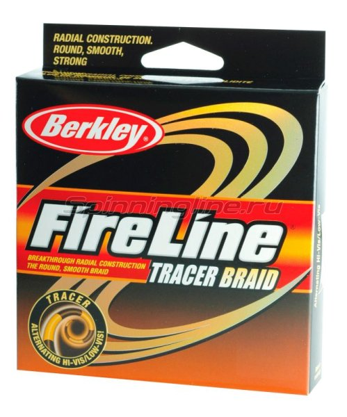 Шнур FireLine Tracer 270м 0,14мм -  1