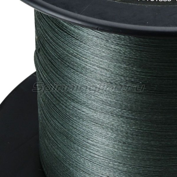 Шнур Whiplash Pro Green 1800м 0.28мм -  2