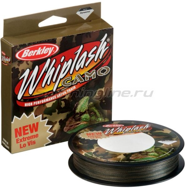 Berkley - ���� Whiplash Camo 110� 0.21�� - ���������� 1