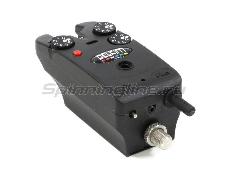 Сигнализатор поклевки электронный Delkim Tx-i Plus-Flame Red -  2