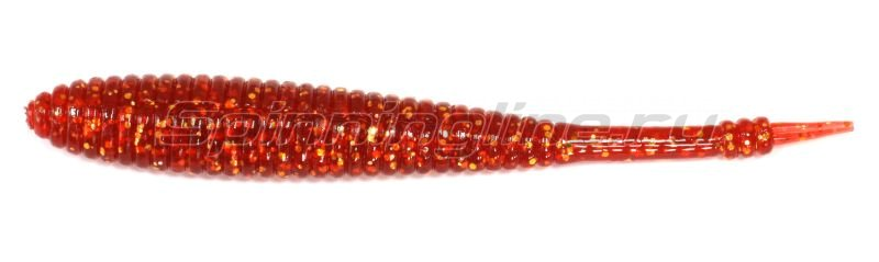 "Jackall - I Shad 2.8"" salt red gold flake - фотография 1"