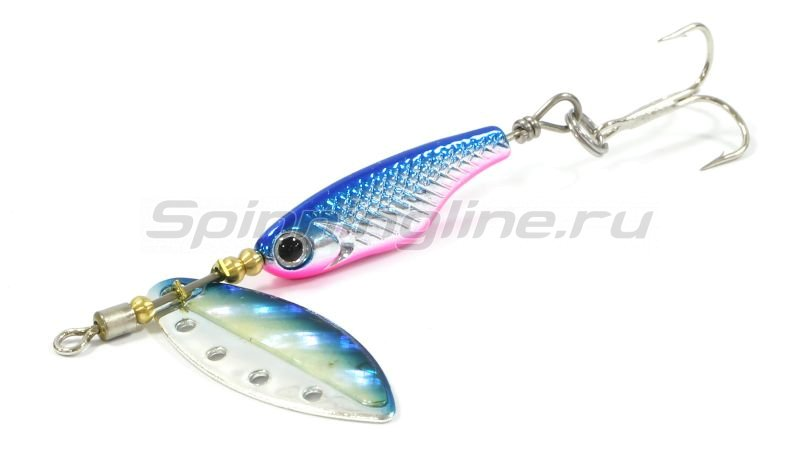 Daiwa - Блесна Silver Creek SPINNER Z 1060 avalon blu pink - фотография 1