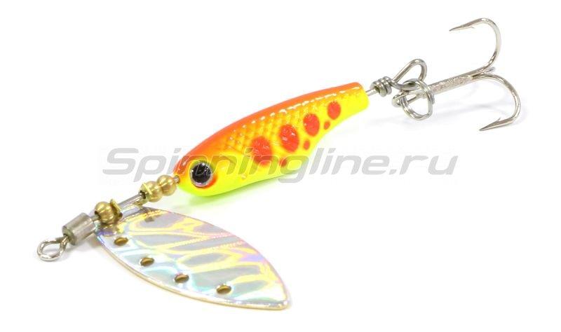 Блесна Silver Creek SPINNER Z 1060 holo ch yamame -  1