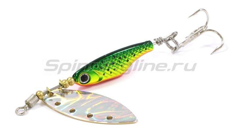 Блесна Silver Creek SPINNER Z 1060 hl green g -  1