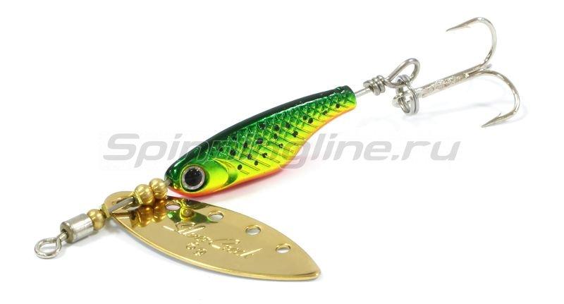 Блесна Silver Creek SPINNER Z 1060 hl green g -  2