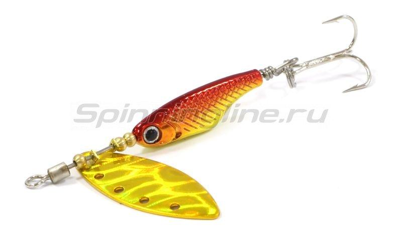 Daiwa - Блесна Silver Creek SPINNER Z 1090 hl red gold - фотография 1